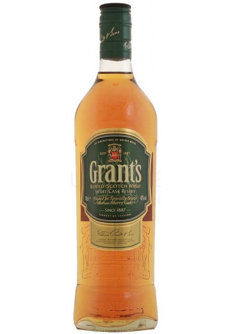 Виски Grant's, Sherry Cask Finish, 700 ml