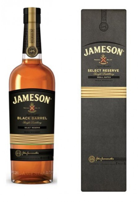 Виски Jameson Black Barrel 700 мл