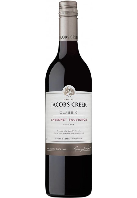 Вино Jacob-s-Creek-Cabernet-Sauvignon-Classic