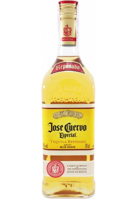 """Текила Jose Cuervo, """"Especial"""" Reposado, 0.7 л"""