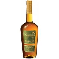 """Кальвадос """"Berneroy"""" Fine, Calvados AOC, 0.7 л"""