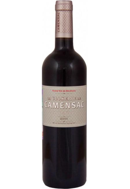 Вино La Closerie de Camensac, AOC 2013