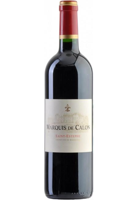 Вино Le Marquis de Calon Segur  Saint-Estephe AOC, 2013
