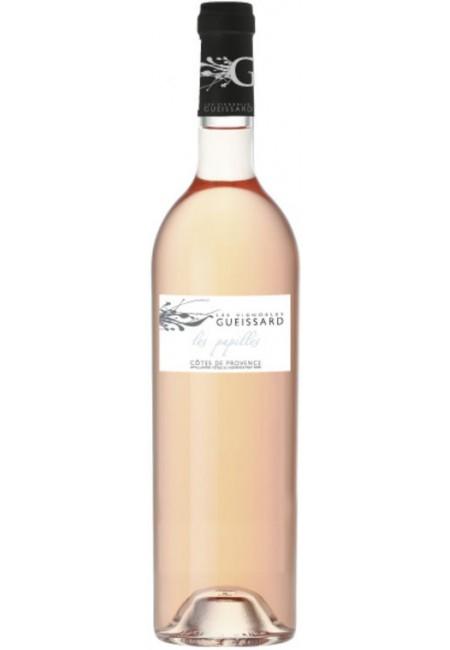 "Вино ""Les Papilles""AOC, Cotesde Provence 2018"