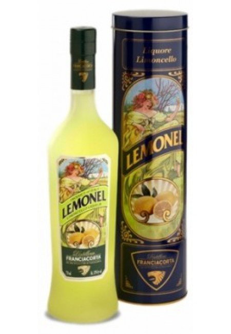Ликер Lemonel, gift box, 500ml