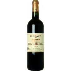 Вино Les Hauts de Lynch-Moussas, Haut-Medoc AOC, 2010