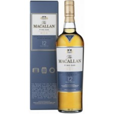 "Виски Macallan ""Fine Oak"" 12 Years Old, with box, 700 мл"