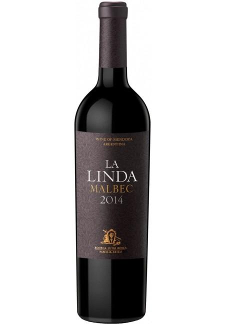 "Вино  ""La Linda Malbec"", 2015"
