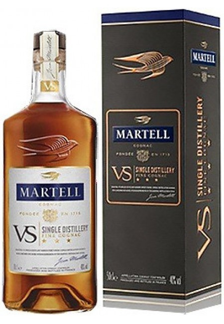 "Коньяк ""Martell"" VS Single Distillery, gift box, 0.7"
