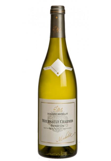 """Вино Meursault """"Charmes"""" Premier Cru, AOC 2015 Domaine Michelot"""