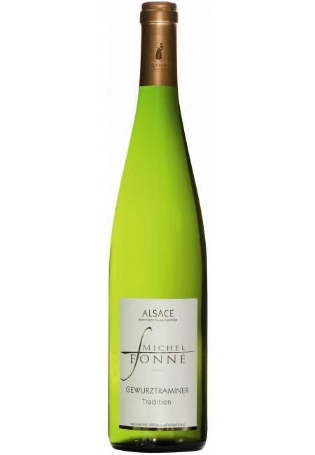 Вино Gewurztraminer Tradition Michel Fonne  AOC, 2015