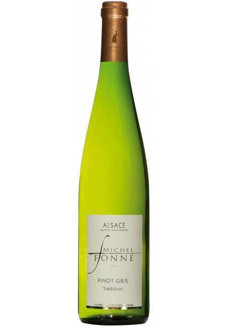 Вино Pinot Gris Tradition, Michel Fonne AOC, 2015