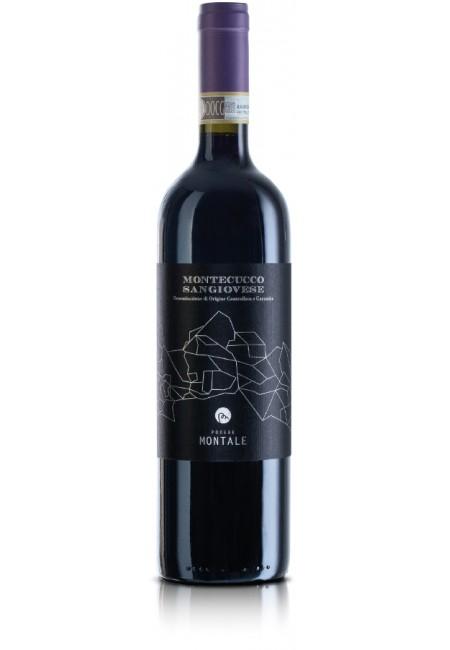 Вино Montecucco Sangiovese, DOCG 2015