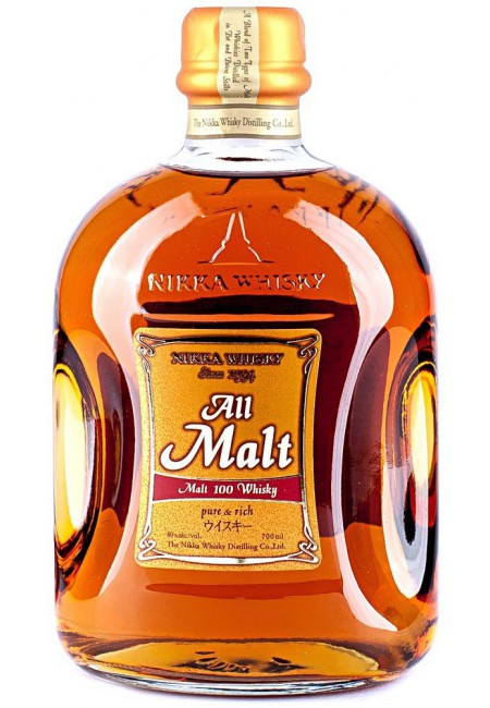 Виски Nikka All Malt, 700ml