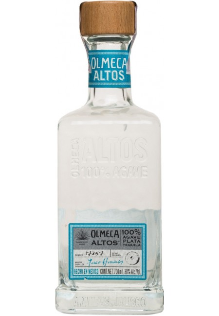 "Tequila ""Olmeca"" Altos Plata 700 ml"