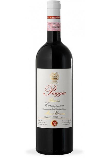 Вино Piaggia Riserva Carmignano, DOCG 2014