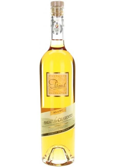 "Вино "" Pineau Des Charentes Pitaud "" Blanc AOC"