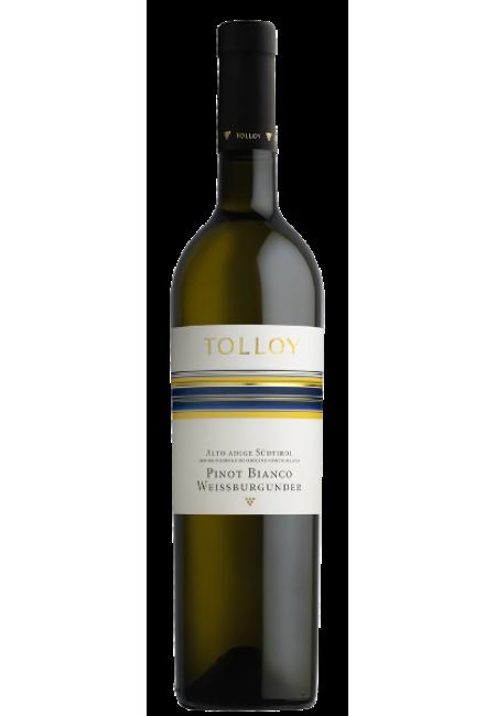 Вино Pinot Bianco Tolloy DOC 2016