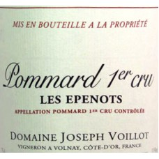 "Вино Pommard 1er Cru ""Les Pezerolles"" Domaine Joseph Voillot, AOC 2013"