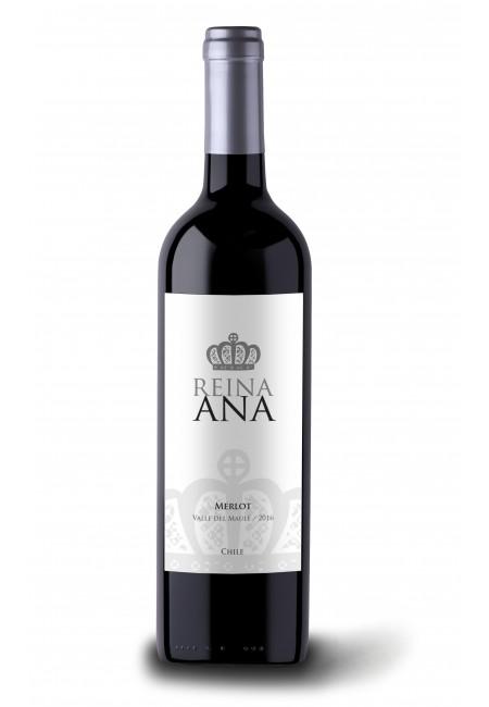 Вино Reina Ana Merlot  2016