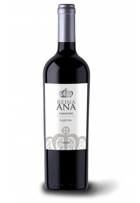 Вино Reina Ana Carmener Reserva 2014