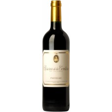 Вино Reserve de la Comtesse Lalande, Pauillac AOC, 2013
