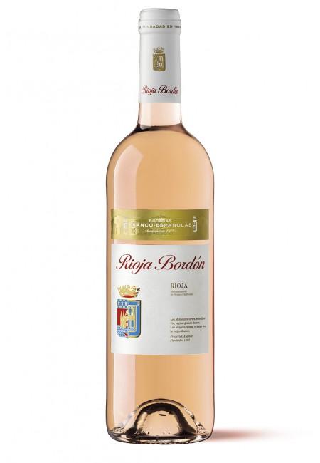 Вино Rioja Bordon Rosado  DOC 2015