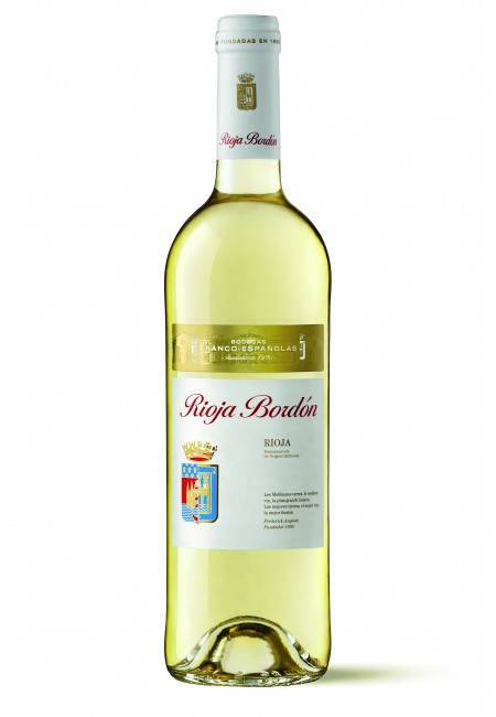 Вино Rioja Bordon Blanco  DOC 2015