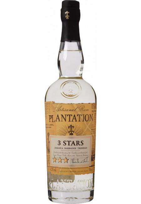 "Ром ""Plantation"" 3 Stars White Rum, 0.7 л"