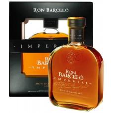 """Ром Ron Barcelo, """"Imperial"""", gift box, 700 ml"""