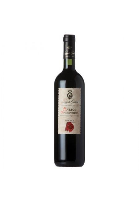 """Вино """" Salice Salentino Riserva"""" DOC Salice Salentino, 2016"""