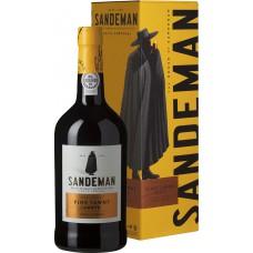Портвейн Sandeman, Tawny Porto, Douro DOP, gift box