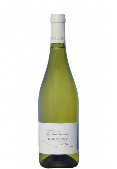 """Вино Sancerre """"Benoit Chauveau"""" АОС, 2016"""