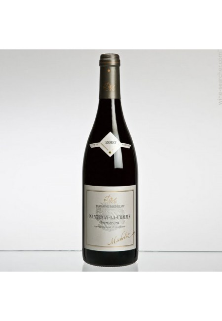 "Вино Santenay 1er Cru ""La Comme"" Domaine Michelot Meursault, AOC 2015"