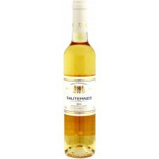 Вино Schroder & Schyler, Sauternes AOC, 2013, 500 мл
