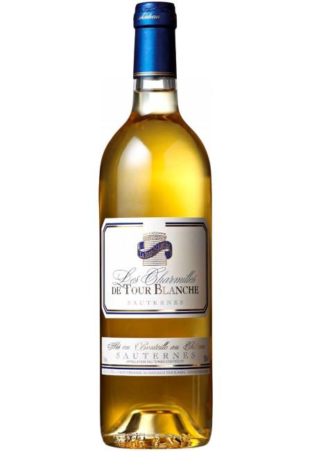 Вино Les Charmilles de Tour Blanche, Sauternes AOC, 2006