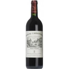 """Вино """"Chateau Carbonnieux"""" Rouge, Pessac-Leognan AOC Grand Cru Classe de Graves, 2017"""
