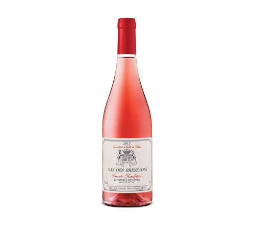 91 pts от Robert Parker Tradition Rose Mas des Bressades