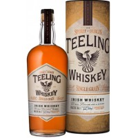 Виски Teeling, Irish Whiskey Single Grain, gift tube, 0.7 л