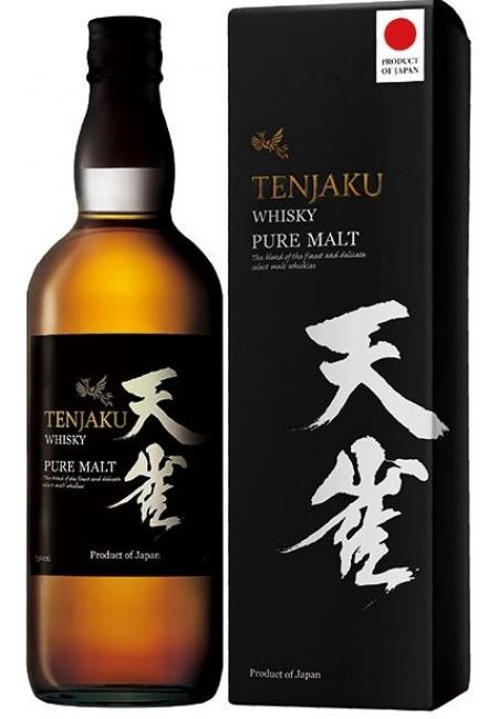 "Виски ""Tenjaku"" Pure Malt, gift box, 0.7 l"