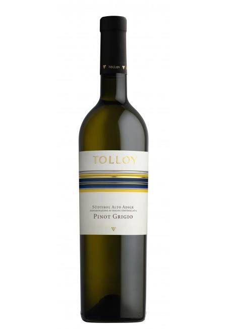 Вино Pinot Grigio Tolloy DOC 2014