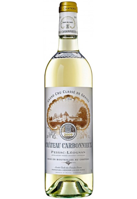 "Вино  ""Chateau Carbonnieux"" Blanc, Pessac-Leognan  Grand Cru Classe de Graves  AOC, 2013"