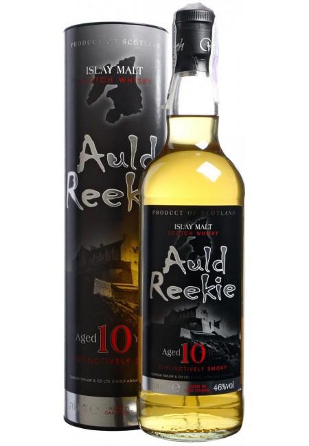 Виски Auld Reekie 10 Years Old, in tube, 700 мл