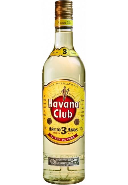 Ром Havana Club Anejo 3 Anos, 700 мл