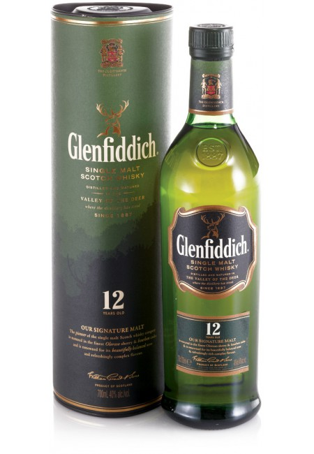 Виски Glenfiddich 12 Years Old, 700 мл