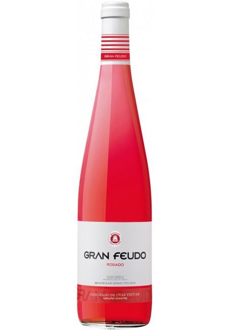 "Вино ""Gran Feudo"" Rosado DO, 2015"
