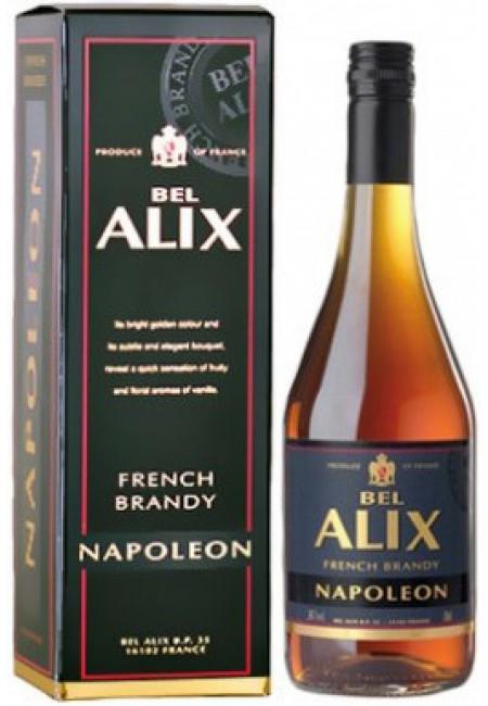 Бренди  Bel Alix Napoleon, in gift box, 700 мл