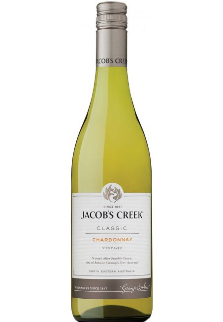 "Вино ""Jacob's Creek"" Chardonnay Classic"