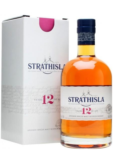 Виски Chivas Regal Strathisla 12 years old, with box, 700 мл