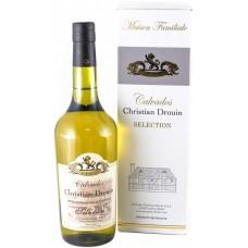 Кальвадос Coeur de Lion Calvados Selection, Gift box, 700 мл